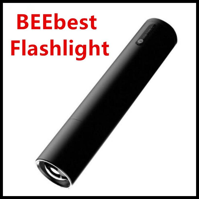 Xiaomi BEEbest luz de Flash 1000LM 5 modelos zoom Multi-función de brillo portátil EDC con cola magnética y la luz de la bici H15