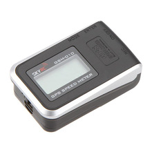 100% SkyRC SK-500002 High Precision GPS Speed Meter for RC FPV Airplane Hot