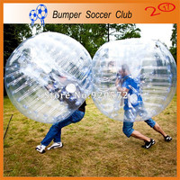 Free shipping ! 1.5m Hot Sale Transparent Inflatable Zorbing Ball Human Hamster Zorb Ball China Zorb Ball