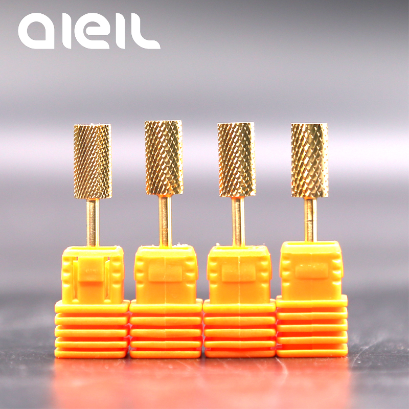 Milling Cutters For Manicure Machine Nail Drill Bits Tungsten Carbide Burr Nail Drill Bits For Manicure Milling Cutters For Nail
