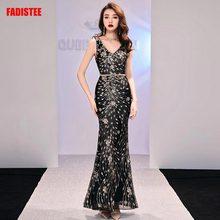 FADISTEE New arrival elegant long dress prom party dresses f