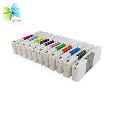 Winnerjet 9 Color 700ml T8041-T8049 Full  Pigment Ink Cartridge For Epson P7000 P9000 printer