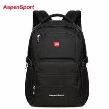 AspenSport Wasserdichte Rucksack Unisex Rucksäcke für Laptop Notebook Tasche Rucksack 15,6 to17 Zoll