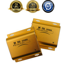 120m 150m 200m H 264 HDMI Over TCP IP Extender With 20 60 KHz IR RS232