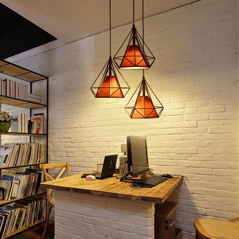 Aliexpresscom Buy vintage industrial pendant light E27 edison
