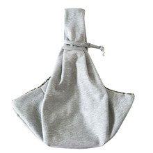 Cotton Pet Dog Sling Carrier Bag Dogs Carrier Bag Retail Two Color Selection