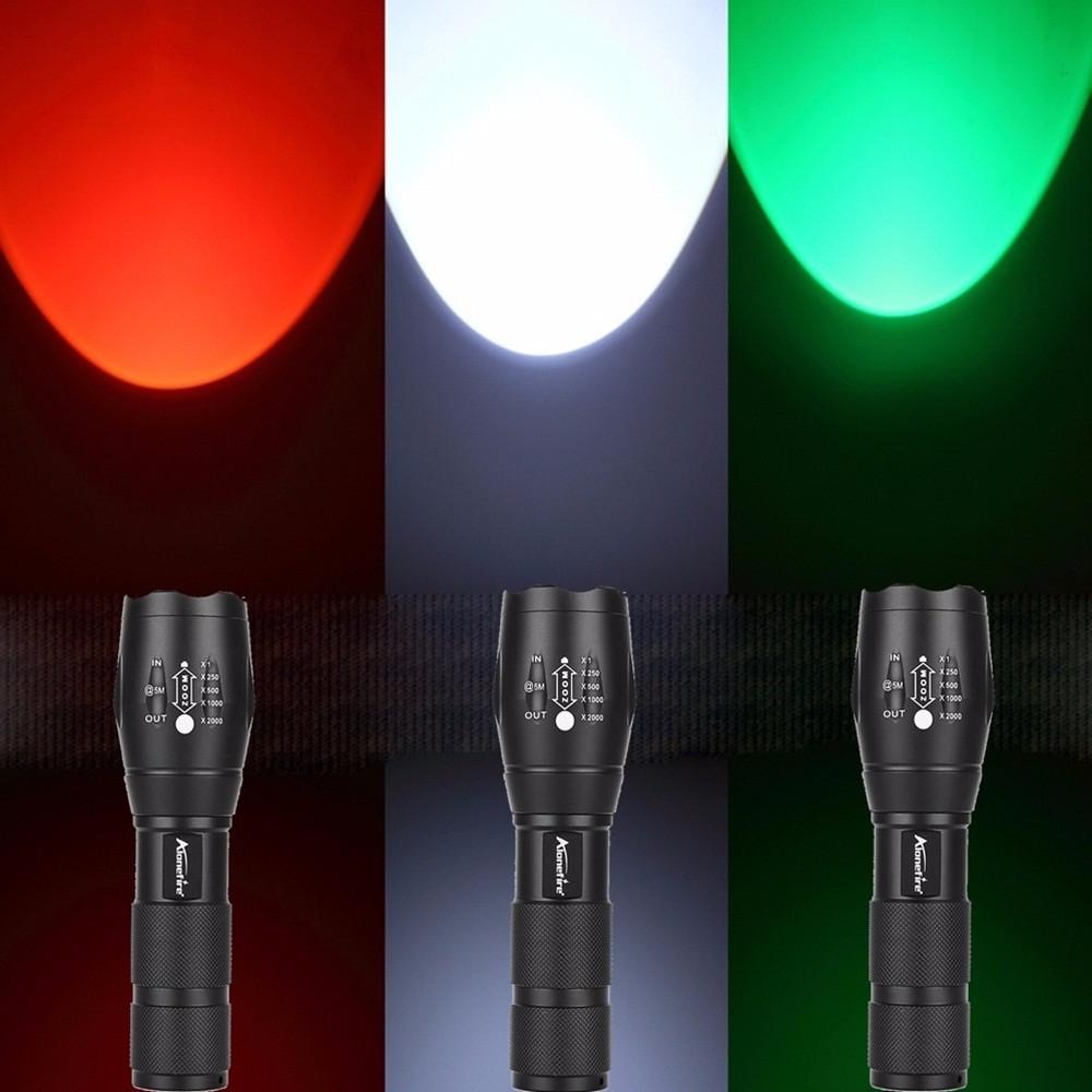 G700 flashlight