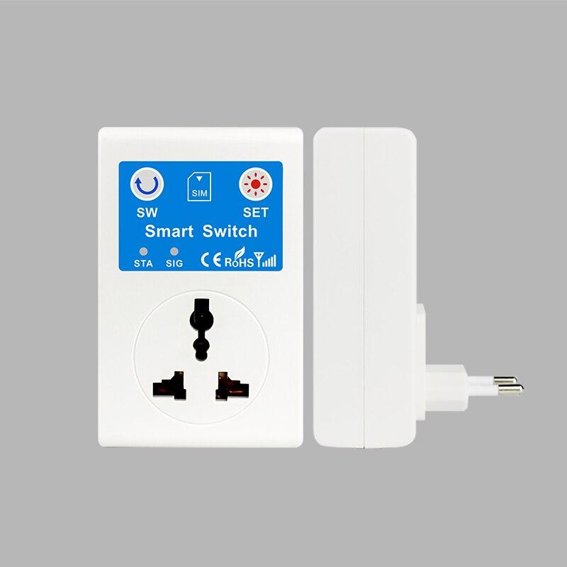 GSM Mobile Phone Smart Remote Control Socket SC1-GSMVC Smart Socket EU/UK/AU Plug