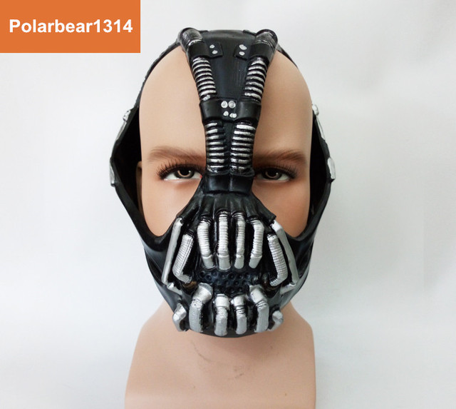 halloween super hero batman mask the dark knight rises bane dorrance costume - Halloween Costumes Bane