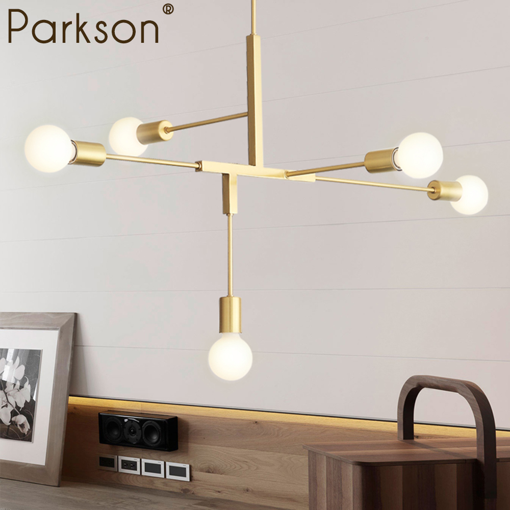 Modern Pendant Lights Hanglamp Nordic Pendant Lamp Black Gold LED Ceiling Hanging Lamp Lamparas De Techo Colgante Moderna E27