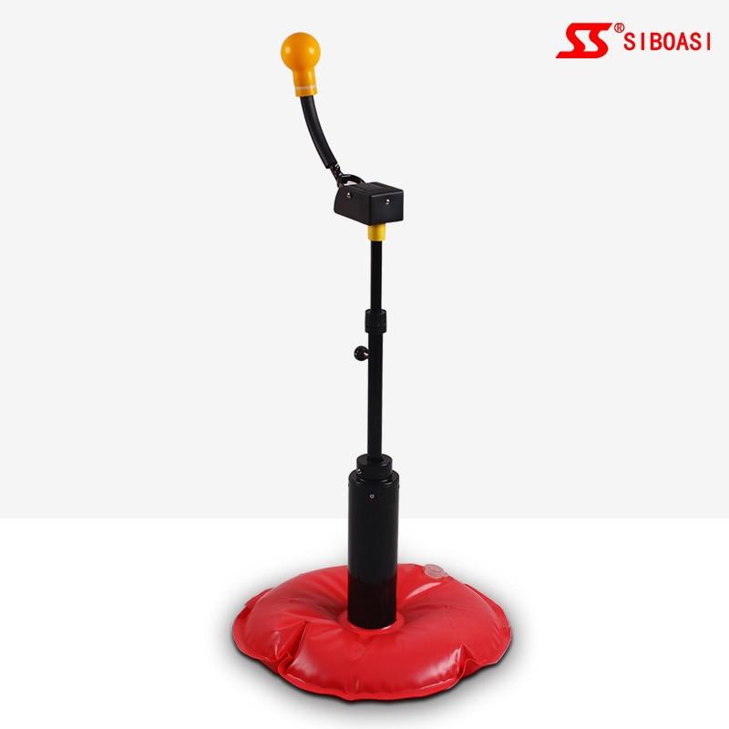 Ss-403 tennis ball trainer training device automatic ball machine brain iq trainer ball