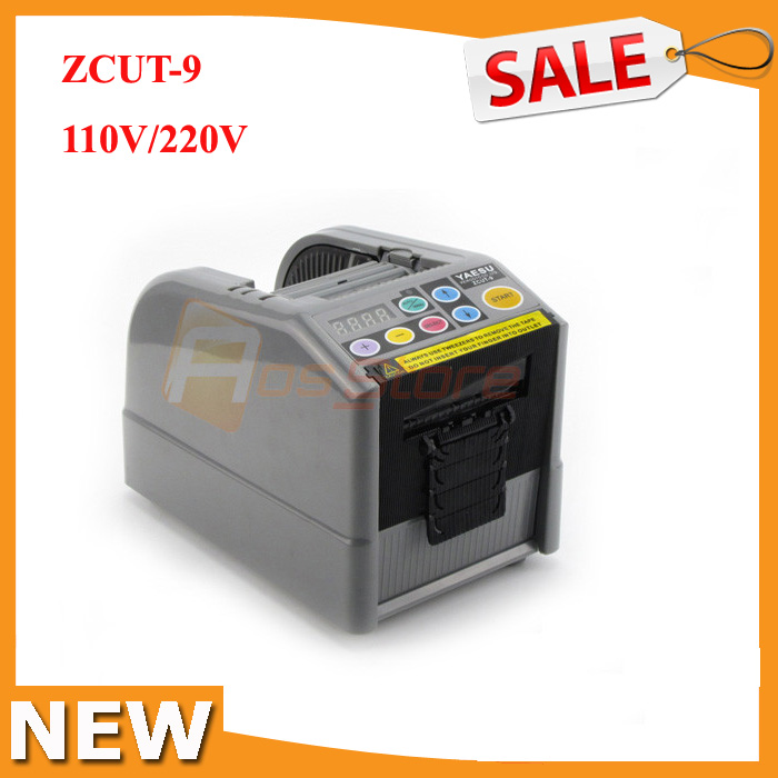 110V 220 Automatic Tape Dispenser Tape Cutter Tool Tape Cutting Machine With Memory Function ZCUT 9