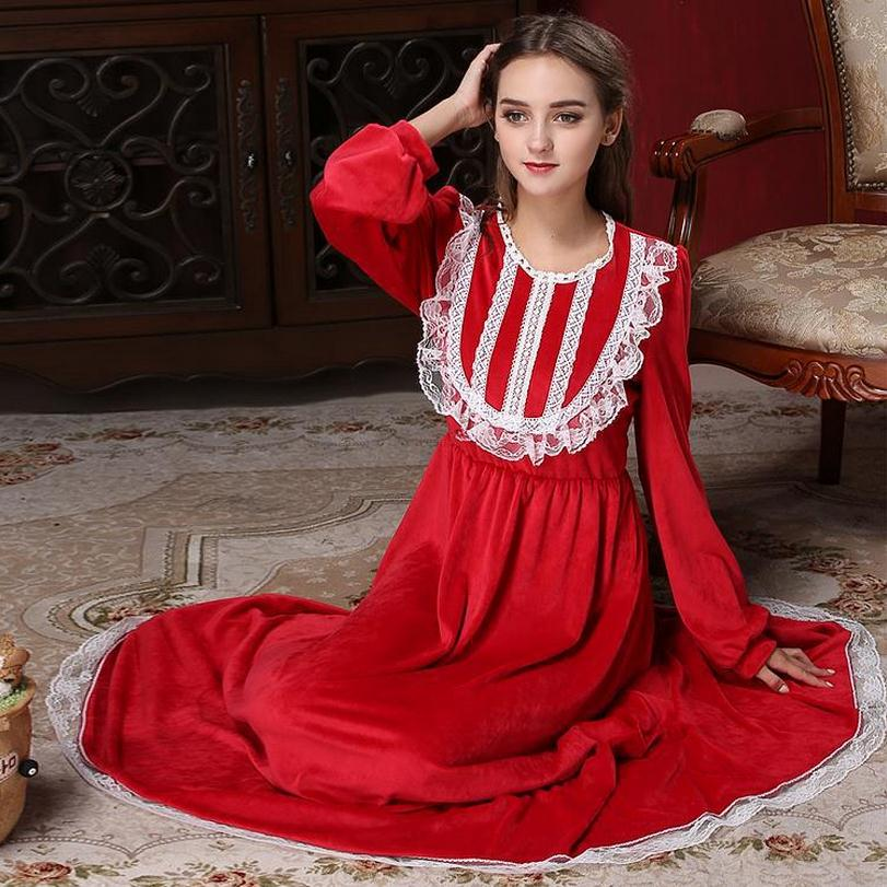 Buy velvet sleep wear and get free shipping on AliExpress.com 8fbe47157