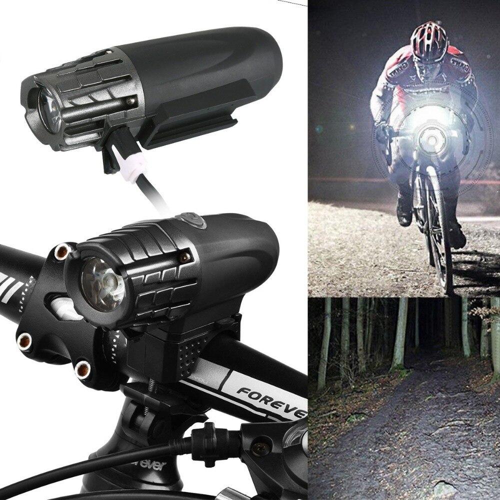 LED iluminación para bicicleta set luz de bicicleta luz trasera Front lámpara lámpara de luz de bicicleta