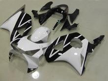 Branco preto kit carenagem para cbr900rr 954 02 03 cbr 900rr 2003 2004 molde de injeção carenagens conjunto + presentes hg09