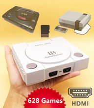цена на HDMI Mini Retro TV Video Game Console with TF Card Slot for Nes For Sega Megadrive with 648 Different Games