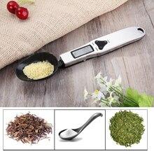 LED Digital Measuring Spoon Milk Powder Medicine Scale Single Spoon Household Scale Precision Coffee Bean Measuring Tool
