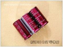 30 ШТ. ELNA Фиолетовый красный халат (Авангард пользовательских продуктов, Таиланд origl box) 3000 мкФ/16 В аудио электролитический конденсатор бесплатная доставка