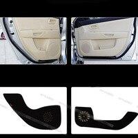 4 шт. тканевые защитные коврики для дверей декоративные прокладки для Mazda 3