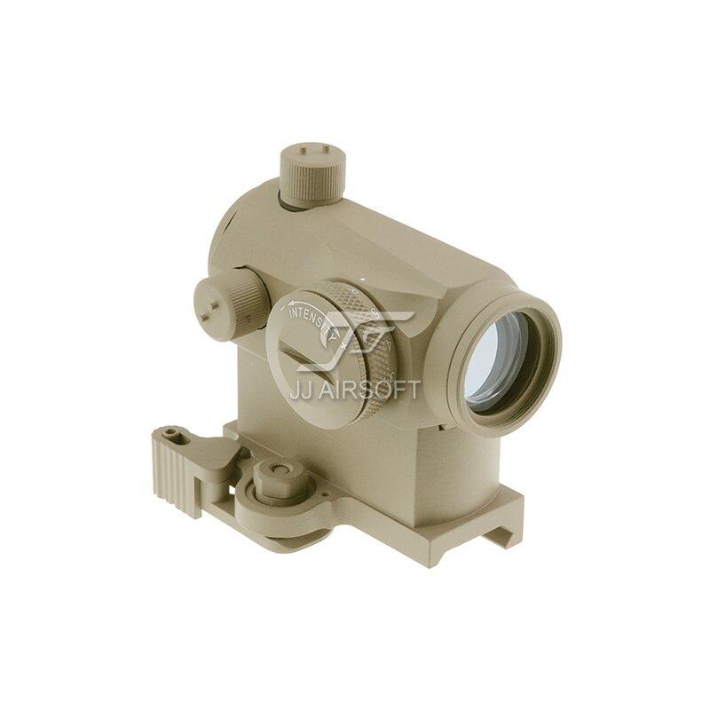 TARGET Micro 1x24 Red Dot with QD Riser Mount (Tan) LT660, LT660HK or LT661