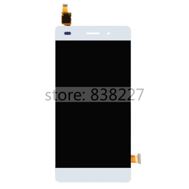 "LCD display Digitizer Touch screen assembly replacement For Huawei P8 Lite ALE-L21 5"" touchscreen in black and white"