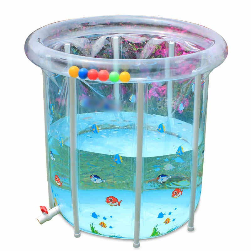 New style infants children baby swimming pool baby pool for Large paddling pool