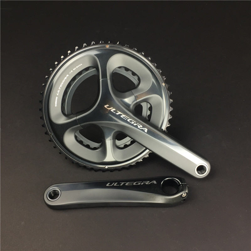 Road Bike Shimano Ultegra 6800 R8000 11 Speed bicycle Crankset 170mm 172.5mm 50-34T 53-39T chain wheel shimano ultegra cs hg800 11 road bike mtb 11 speed cassette 11 34t r8000 usable