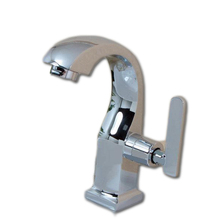 Free shipping DONA sanitary single cold basin faucets with high quality single lever basin sink faucet , bathroom basin faucet