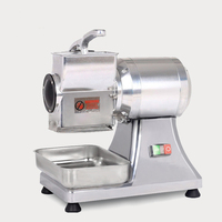 110V/220V Cheese Grinder Electric Commercial Cheese Grater Rotary Cheese Grater Machine CG55SH