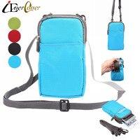 Waterproof Nylon Pouch Cover Case for Fly Nimbus 15 FS457 ,  12 FS510 , 11 FS455 , 9 FS509 , 8 FS454 , 7 FS505 Phone Wallet Bag