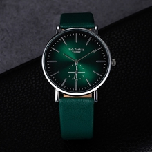 Luxury Women Watches Fashion Purple Green Shining Quartz Watch Simple Casual PU Leather Ladies Wrist watch Female girl Clock цена и фото