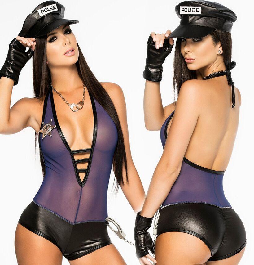 Sexy Police Porn