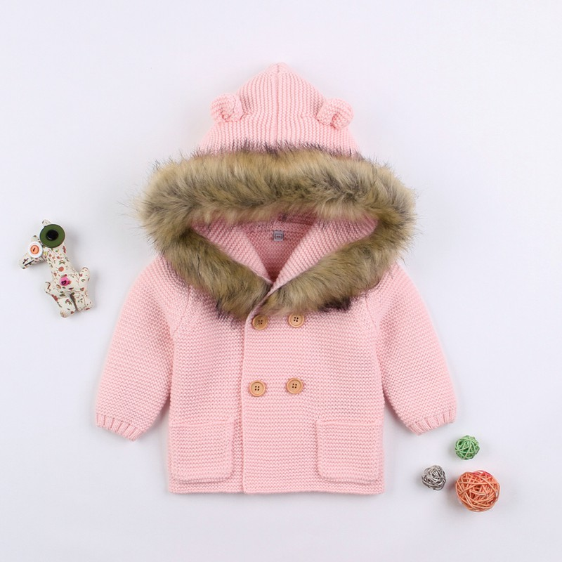 Muium Toddler Infant Baby Solid Dresses Scarf Outfits Set Kids Girls Long Sleeved Warm Clothes Outfits for 1-5 Years Old Floral Print Pants