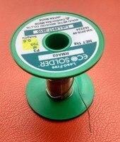 solder wire Lead-free silver 3% M705 DIY earphone accessories 0.8mm 20Meters