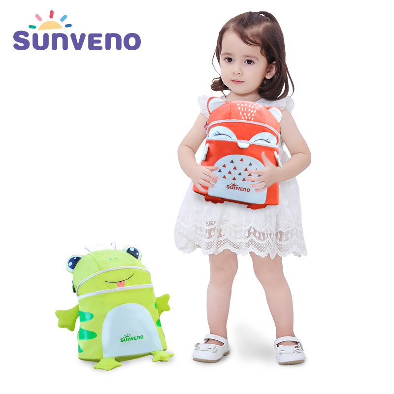 SUNVENO Toddler Baby Harness Backpack 1