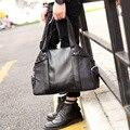 Новая зимняя мужская сумка мода одиночный мешок плеча Мужчины сумки багажа прилив моды Кошелек Bolso