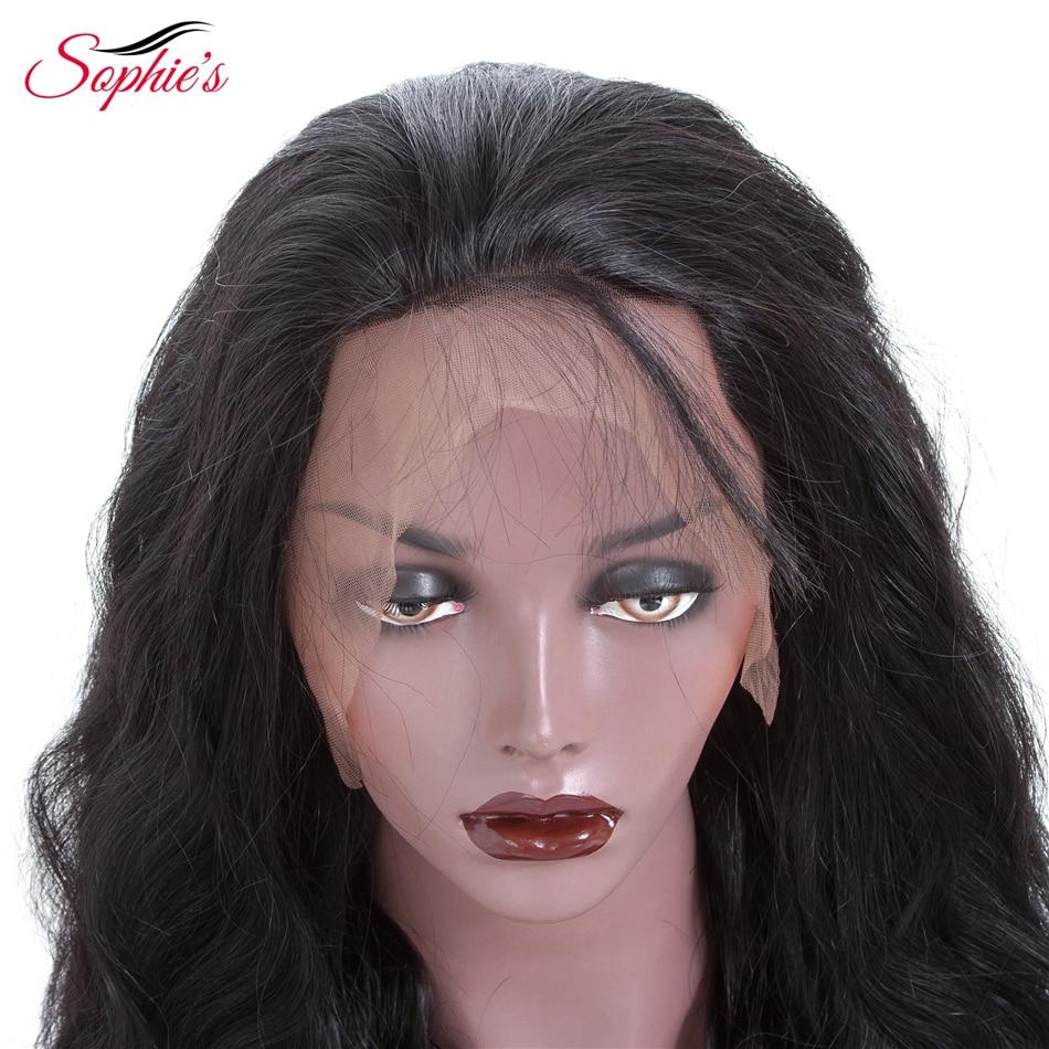 Brasil Lurus Rambut Manusia Renda Depan Wig Wanita 13 * 4 Renda - Pasokan kecantikan - Foto 4