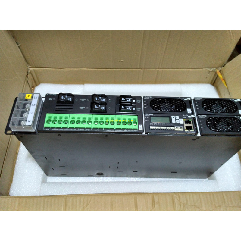 Hua wei Telecom Energy ETP4890-A2 Embedded Power System, 90A 48V DC Power supply rectifier for OLT Hua wei/ZTE/FiberhomeHua wei Telecom Energy ETP4890-A2 Embedded Power System, 90A 48V DC Power supply rectifier for OLT Hua wei/ZTE/Fiberhome