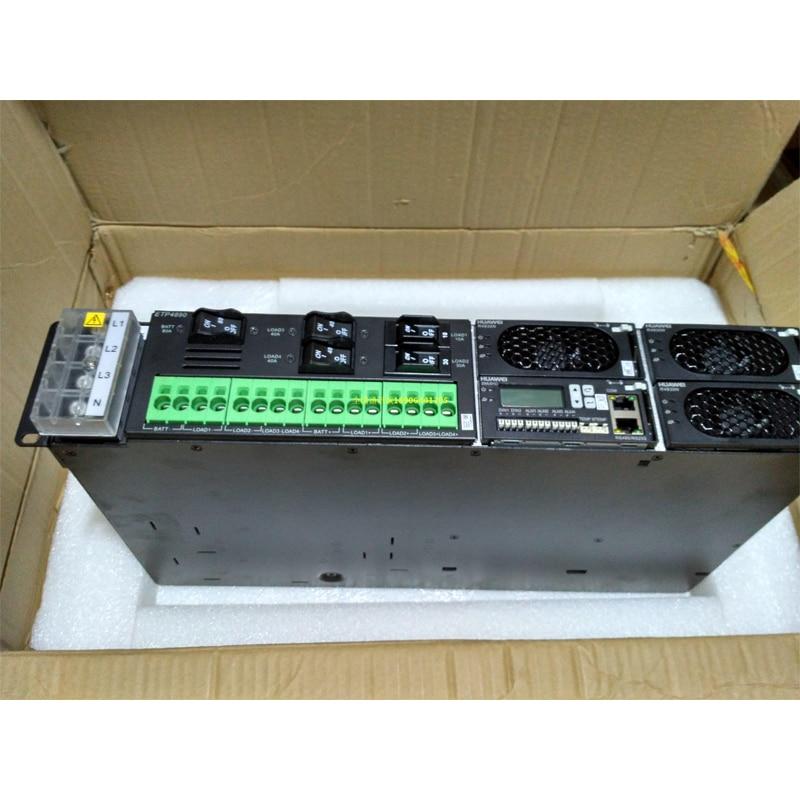 Hua wei Telecom Energy ETP4890 A2 Embedded Power System, 90A 48V DC Power supply rectifier for OLT Hua wei/ZTE/Fiberhome