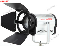 Falconeyes 160W Fresnel LED Light Color Stepless Adjustable Video Light with DMX512 system Continuous light CLL 1600TDX CD50T03