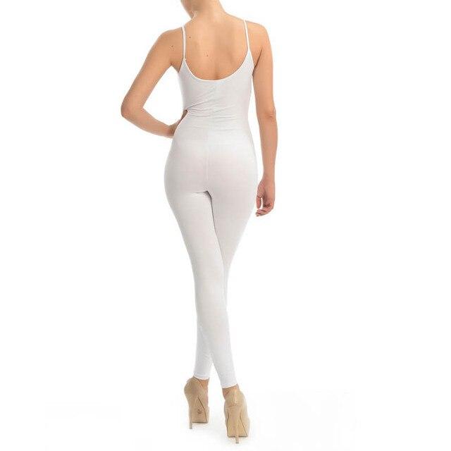 461deba864 Women Ballet Training Jumpsuit Lycra Spandex Dance Halter Wear Open Back  Gym Bodysuit Sling Air Yoga Leotard For Girls Overalls