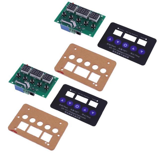 kr 103 temperature controller digital thermostat heat cool switch rh aliexpress com