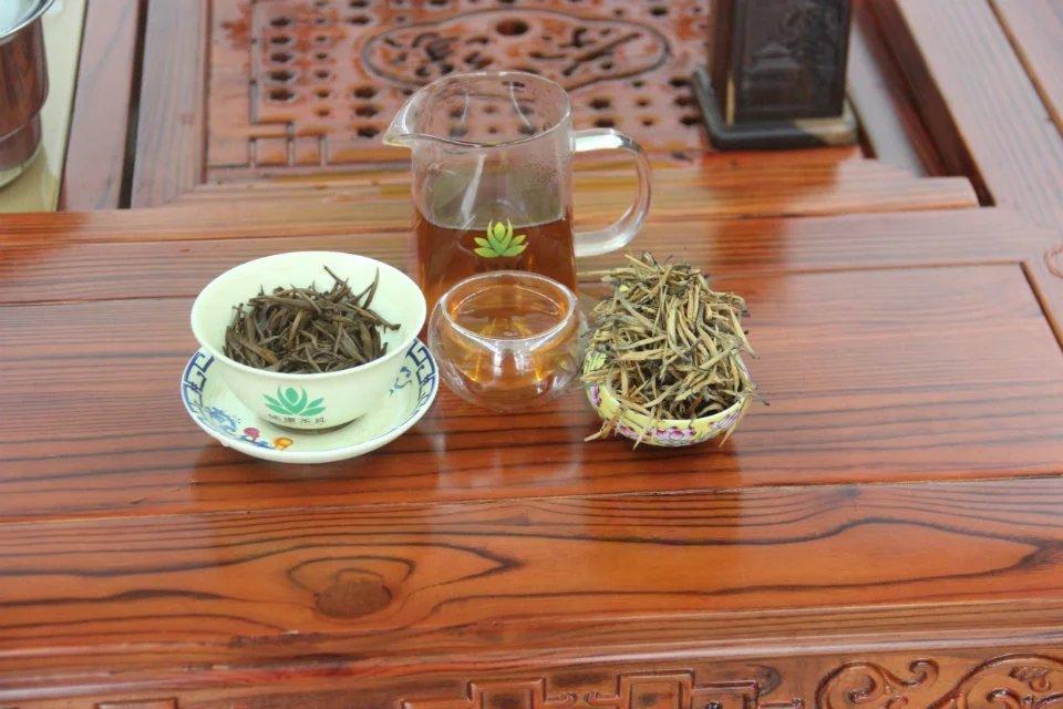 юньнань черный чай бесплатная доставка