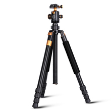 CNC process durable dslr camera tripod & 2 in 1 tripod with monopod use for Canon & 1580mm tripod with level and compass stand