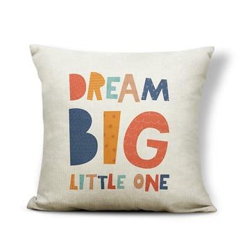 Dream Big Cushion Cover 1