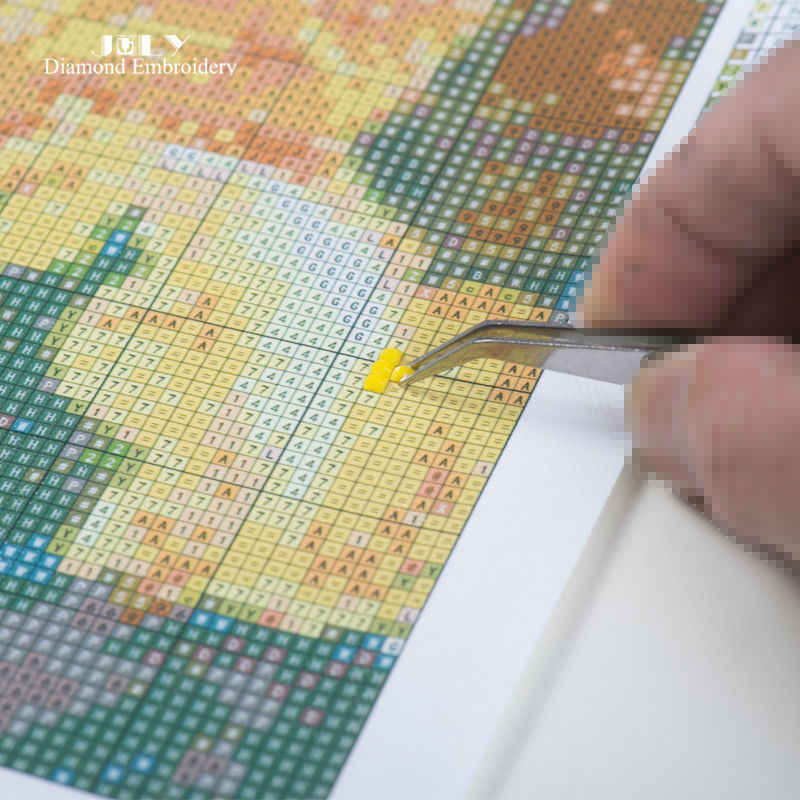 DIY Berlian Mosaik Lukisan Landscape Ortodoks Berlian Bordir Kristal Agama Allah Dengan Aura Rhinestones Cross-Stitch Kit