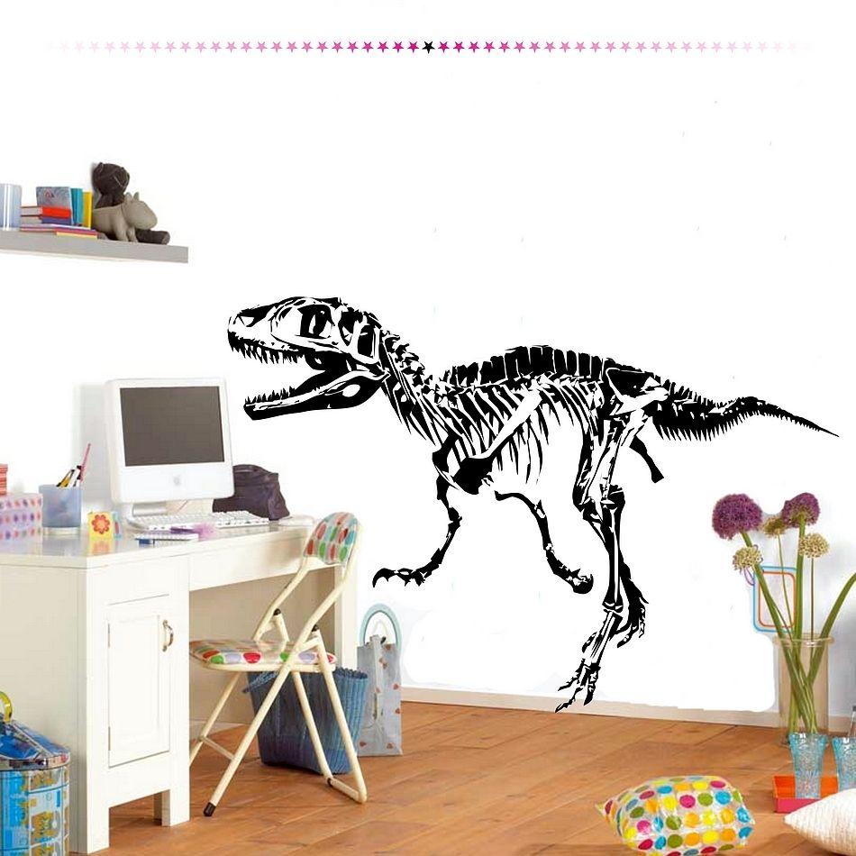 sticker PEGATINA tiranosaurio  dinosaur dinosaurio vinilo decal vinyl