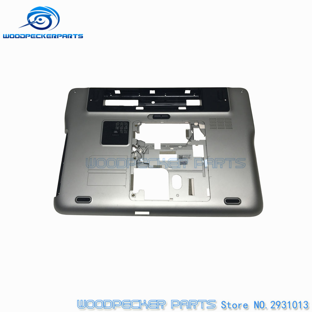 ФОТО NEW Laptop Base Bottom Case D Cover For Dell For XPS L501X L502X Bottom Base Lower Case without 70FM3 070FM3 3JGM6BCW110