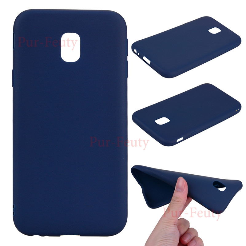 Case For <font><b>Samsung</b></font> Galaxy J3 2017 J330 J330F <font><b>J330FN</b></font> Cover Soft Silicone Phone Cases For Galaxy J3 SM-J330F SM-<font><b>J330FN</b></font> SM-J330 Case image
