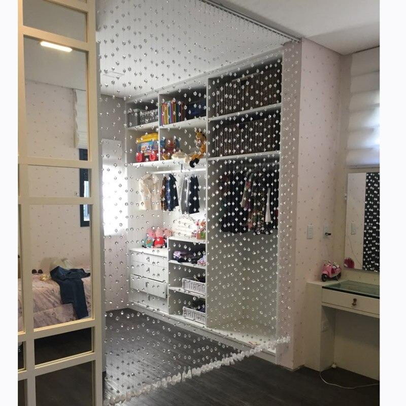 perfect diy hecho a mano puerta decorativa cortina de cuentas separador de ambientes cortinas persianas persianas ventana puerta pasillo teln de fondo en - Cortinas Separadoras De Ambientes